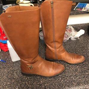 30452e337313 Women s Clarks Riding Boots on Poshmark